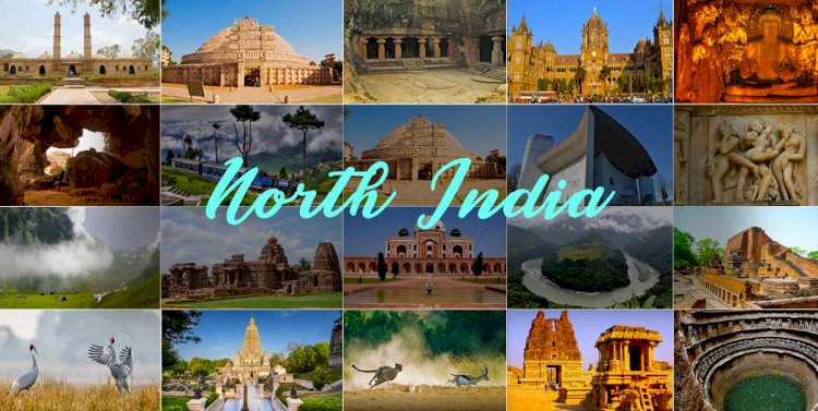Explore North India