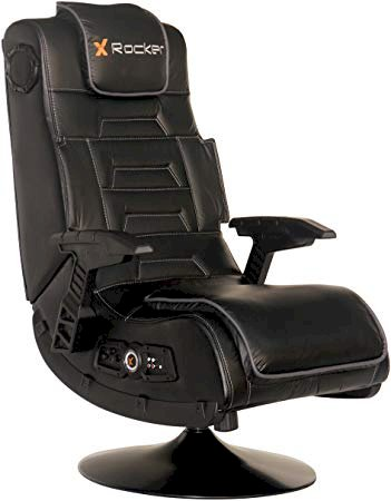 X Rocker pro series gaming chair review