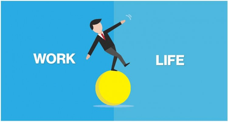 Top 5 reasons to have work-life balance