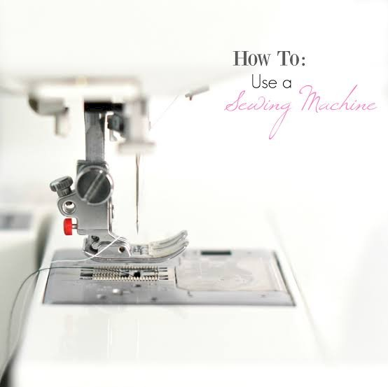 Beginners Guide for how to thread a sewing machine